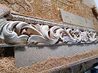 Изготовим резные элементы декора из дерева