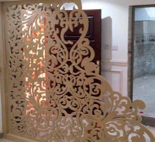 Декоративные решетки и перегородки МДФ