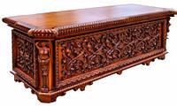 Ручная резная мебель и декор на заказ