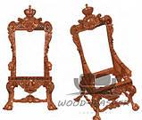 Резные деревянные стулья и декор к ним, фото 2