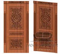 Элементы для резных дверей на заказ