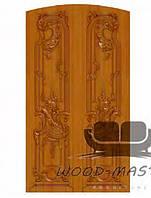 Услуга резки двери из дерева в Димтех