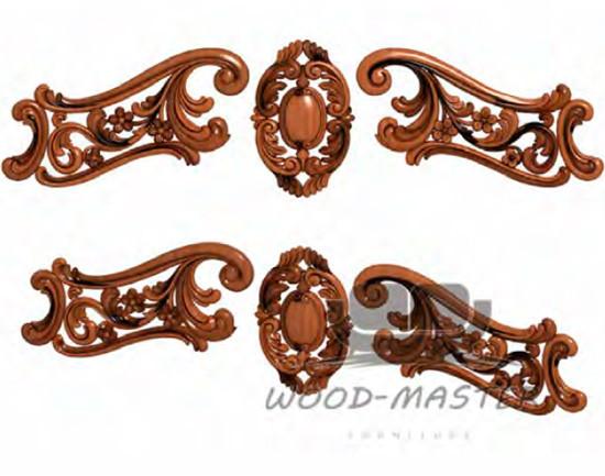 Изготовим деревянные арки резные