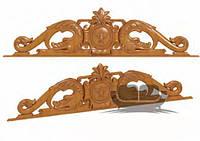 Вырежем красивую арку из массива дерева