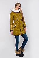 Куртка женская  зима р.46