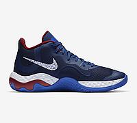Оригінальні чоловічі кросівки для баскетболу Nike Renew Elevate (CK2669-400), фото 1