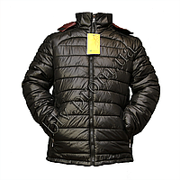 "Мужская теплая куртка на синтепоне тм. ""Boulevard""  ETM-69"
