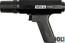 Стробоскопна лампа для двигателей, U= 12 В, макс. макс. 8000 об/мин. [6/12] Yato YT-7311