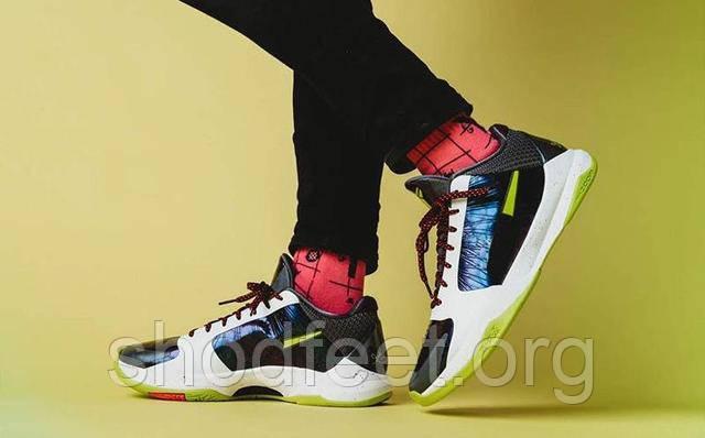 """мужские кроссовки Nike Zoom Kobe V Protro """"Chaos"""" фото"""