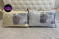 Комплект Подушек холлофайбер 50х70 І Подушки для сна холофайбер І Подушки гипоаллергенные 100%   Євро подушки