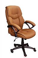 Крісло Фоксі HB кожзам коричневий (J-9022 PU Brown)