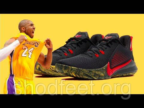 """мужские кроссовки Nike Mamba Fury Alternate """"Bruce Lee"""" фото"""