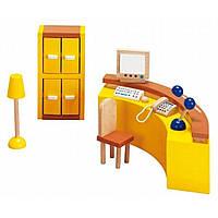 Игровой набор Goki Мебель для офиса - ресепшин (51696G)