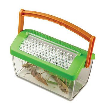 Набір натураліста Edu-Toys Контейнер-переноска для жуків (BL136) (SV)