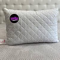 Подушка холлофайбер 70х70 І Подушка для сна холлофайбер І Подушка гипоалергенная 100%   Большая подушка
