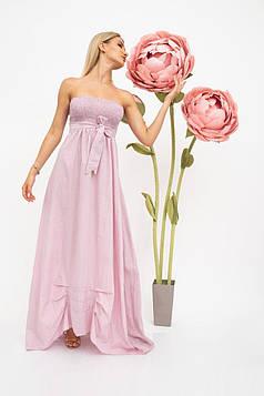 Сарафан женский 115R9 цвет Пудровый