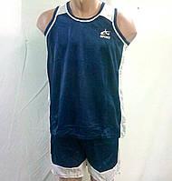 Детская (4-12 лет)  баскетбольная форма без номера (сетка)