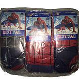 Колготки дитячі махра Шугуан Spider man (Людина-павук) ріст 98-104, фото 2