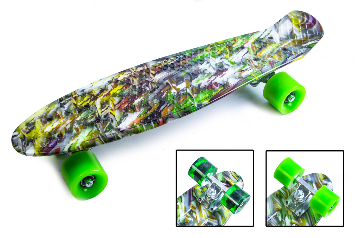 "Penny Board ""Green cane"""
