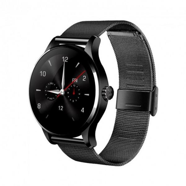 Смарт-часы Smart Watch K88H Steel Edition черные