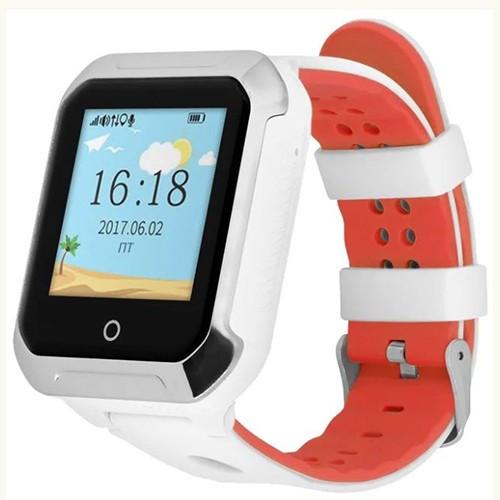 Детские Часы Телефон с Gps Smart Baby Watch A20S белые