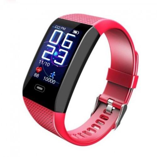 Умный фитнес браслет Smart Band PRO Ck28 красный