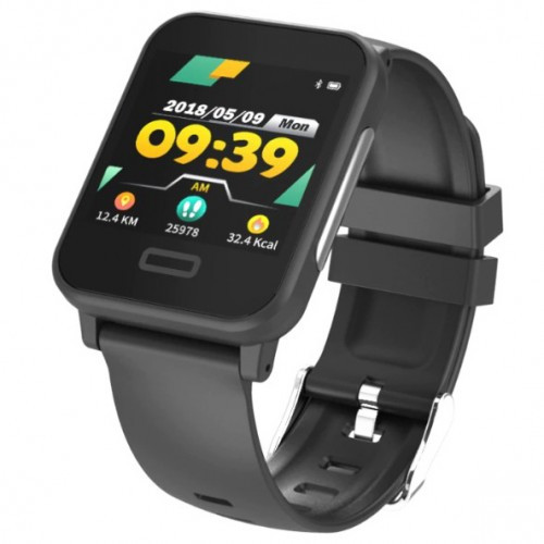 Умный фитнес браслет Smart Band PRO E33 черный