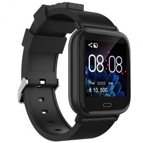 Умный фитнес браслет Smart Band PRO G20 + Original с пульсометром черный