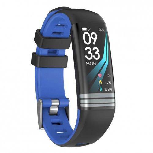 Умный фитнес браслет Smart Band PRO G26S Original черно-синий