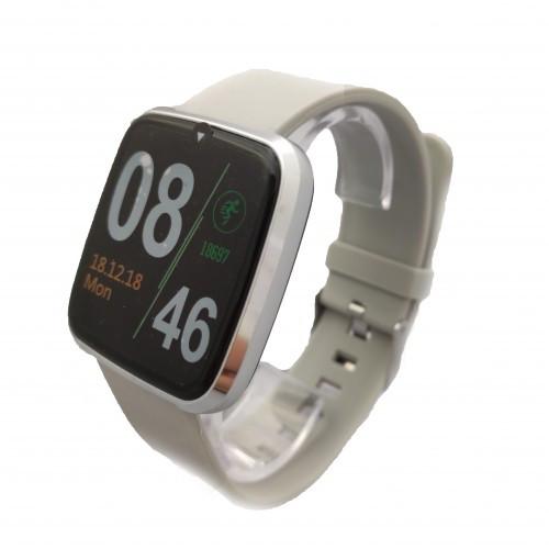 Умный фитнес браслет Smart Band PRO S7 Original с тонометром серый