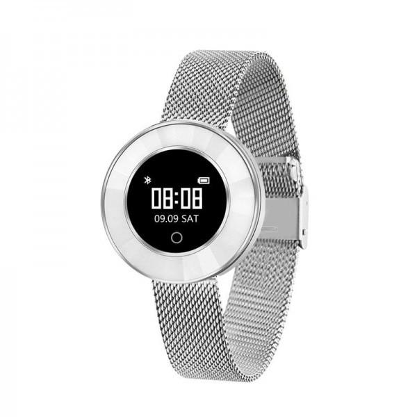 Умный фитнес-браслет Smart Band Pro X6 Original Серебро Сталь