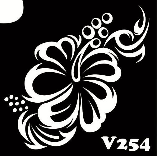 Трафарет № 254 - V