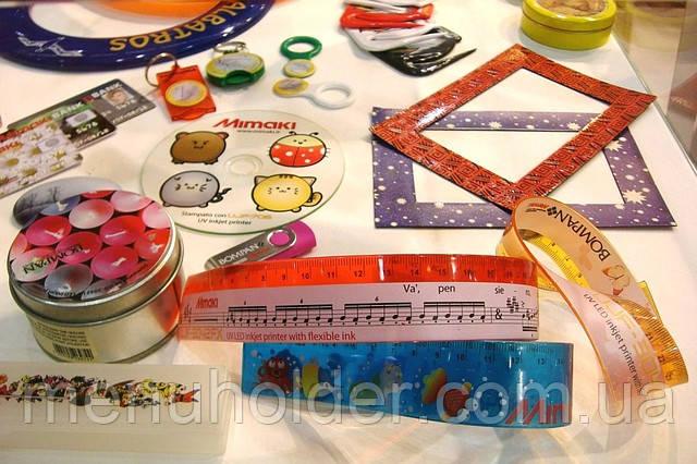 брендирование сувенирной продукции  полноцветной УФ печати, полноцветная УФ печать, печать на сув