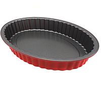 Форма для выпечки керамическая d-30см