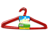 Вешалка №0517 для одежды металлопластик (22 * 37 * 0,5) см