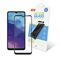 Защитное стекло Global для ZTE Blade A7 2020 Full Glue Black (1283126502804)