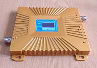 Дводіапазонний репітер підсилювач OS-1765-GW GSM 900 MHz + 3G 2100 MHz, 200-300 кв. м.