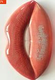 Набор для губ карандаш помада блеск коробка металл губки розовая GlamBee глемби, фото 4