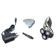 Електробритва Gemei GM-7719 | Бритва чоловіча, фото 2