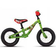 Велосипед Ghost POWERKIDDY AL 12 K GRN / RED/ WHT