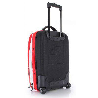 Сумка дорожная  Ghost  Travel Bag  ri-red/st-wht 40+5L, фото 2