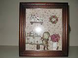 Ключниця, 23х21х6 см, Оригінальні подарунки, Дніпропетровськ, фото 6