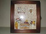 Ключниця, 23х21х6 см, Оригінальні подарунки, Дніпропетровськ, фото 5