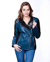 Куртка 5022-A Y110 VEGETAL 020, Цвет Чёрный, Размер L