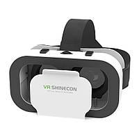 Окуляри віртуальної реальності для смартфона Shinecon SC-G05A (Чорно-білий)