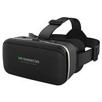 Очки виртуальной реальности для смартфона Shinecon G04 (Черный), фото 1