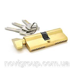 Цилиндричний механізм з вертушкою та ключами 30\30 55мм