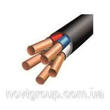 Кабель ВВГнгд 4х1,5  цена за метр бухта 100 м. моножила/ цвет черн
