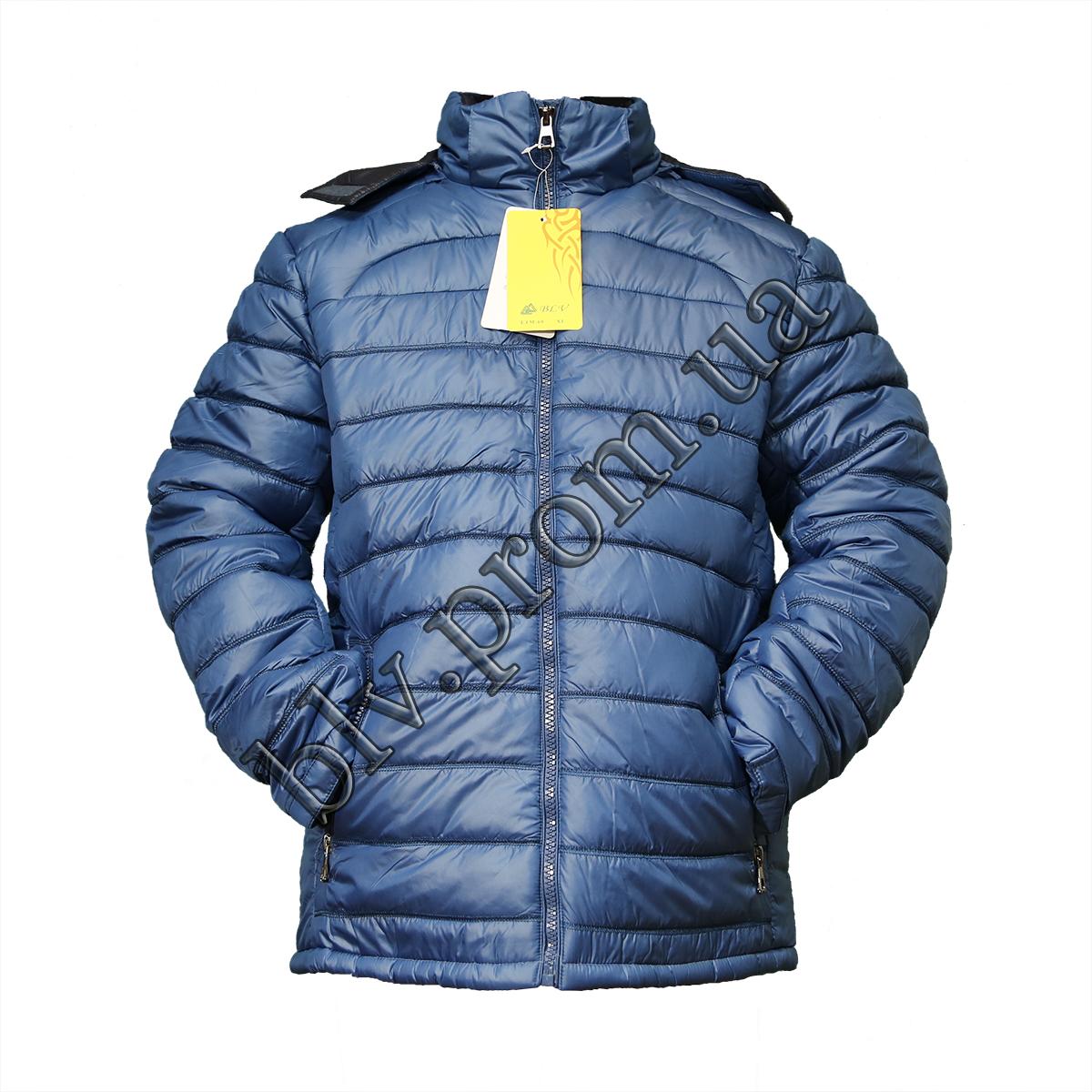 """Мужская теплая куртка интернет-магазин молодежных мужских курток  тм. """"Boulevard""""  ETM-69"""