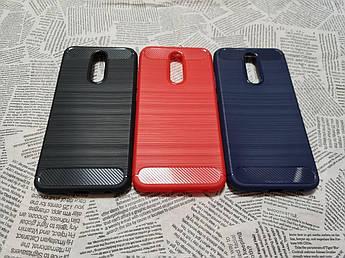 Стильный TPU чехол Urban для Xiaomi (Ксиоми) Redmi 8